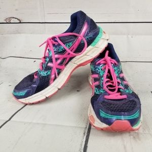 ASICS gel-excite 3 T5B9Q lace up running shoes
